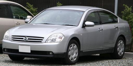 รูปภาพ Nissan Teana รุ่น J31