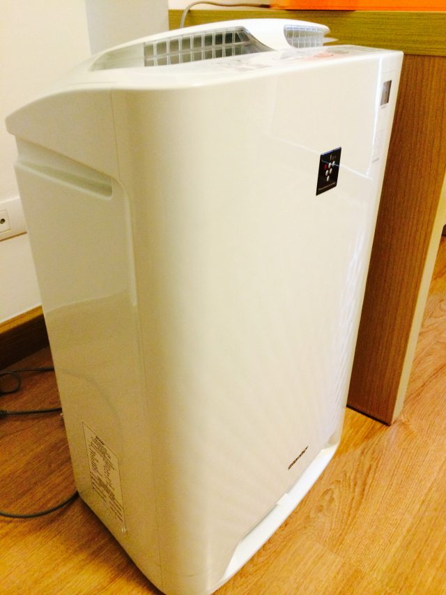 Sharp Air Purifier KC60TA Left
