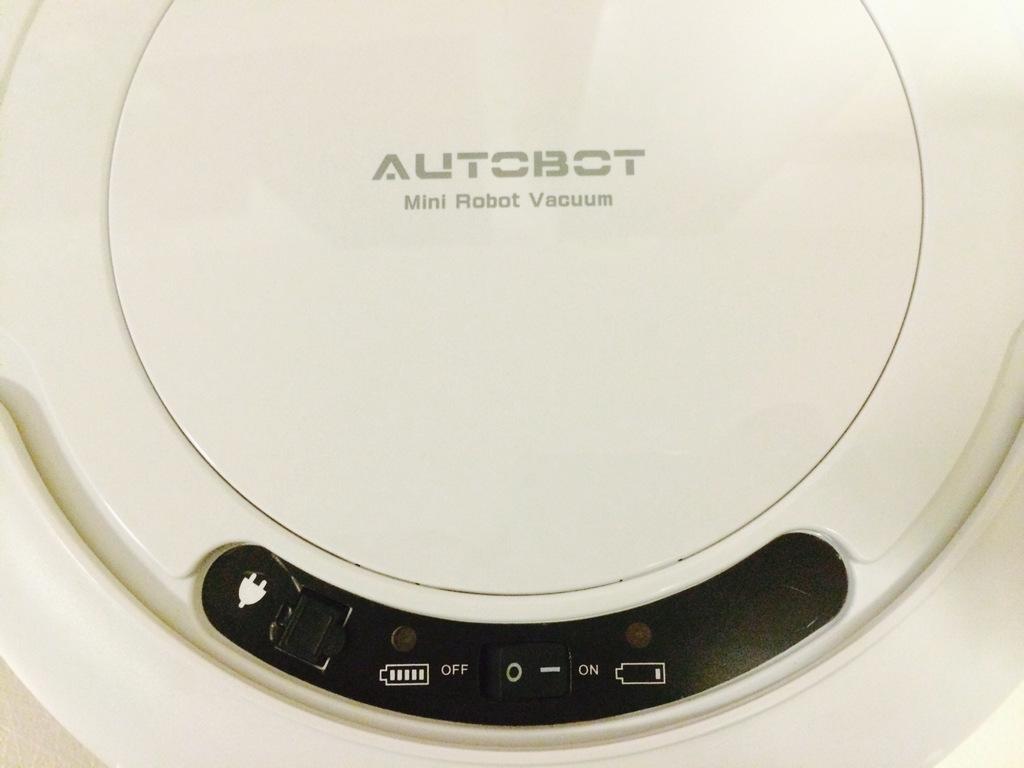 อะไหล่ หุ่นยนต์ดูดฝุ่น Autobot รุ่น Mini (ที่ชาร์ตไฟ)