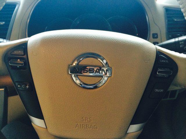 พวงมาลัยนิสสันเทียน่า J32 (Nissan Teana J32 Steering Wheel)