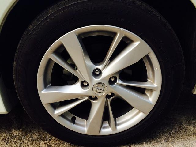 Nissan Teana L33 Alloy Wheel (ล้อแม็กซ์ นิสสันเทียน่า L33)