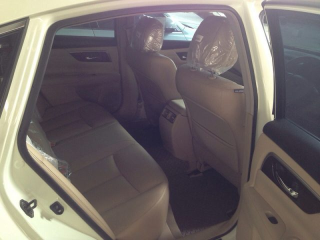 Nissan Teana L33 Interior 2 (ภายในห้องโดยสาร นิสสันเทียน่า L33)