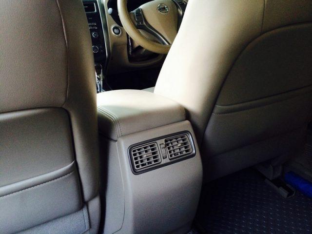 Nissan Teana L33 Interior 4 (ภายในห้องโดยสาร นิสสันเทียน่า L33)