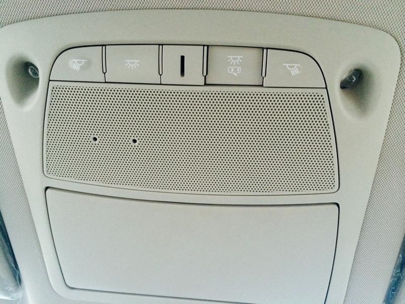 Nissan Teana L33 Interior Front Light (ไฟห้องโดยสาร ด้านหน้า)