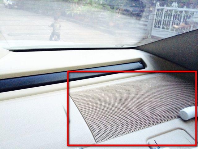 Nissan Teana L33 Rear Speaker