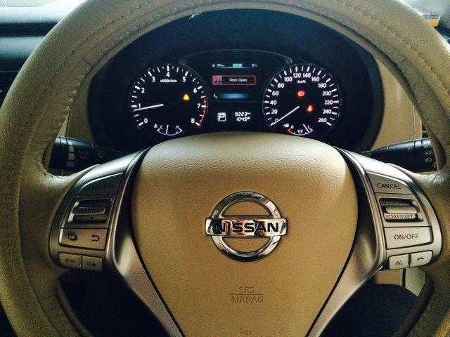 พวงมาลัยนิสสันเทียน่า L33 (Nissan Teana L33 Steering Wheel)