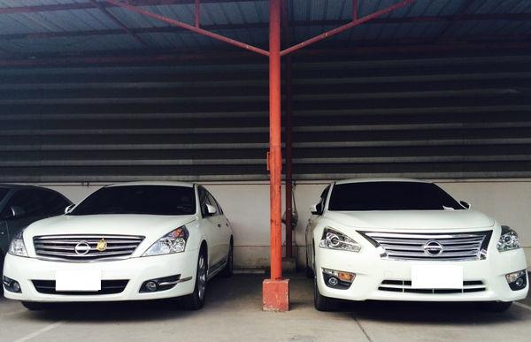 Nissan-Teana L33 and Nissan Teana J32