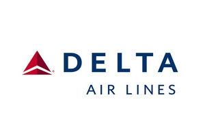 Delta Airlines Logo (เดลต้าแอร์ไลน์ โลโก้)