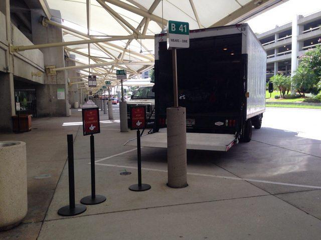 Disney Cruise Line Transportation Baggage 1