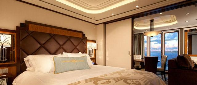 Disney Dream Verandah Concierge Suite