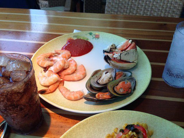 Disney Cruise Dream Cabana Buffet Food 2