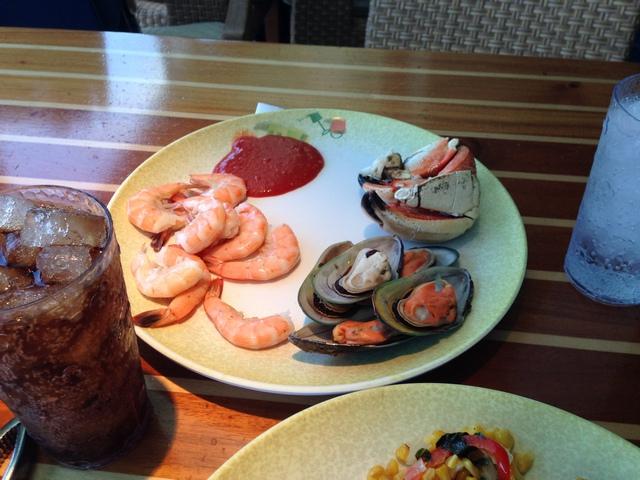 Disney-Cruise-Dream-Cabana-Buffet-Food2