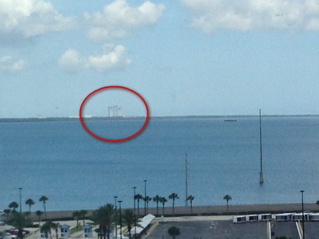 Disney Cruise Dream NASA Cape Canaveral