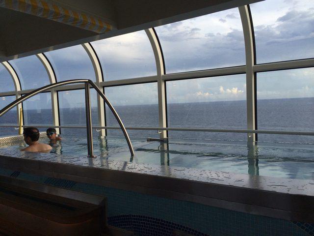 Disney Cruise Dream Roof Deck 6