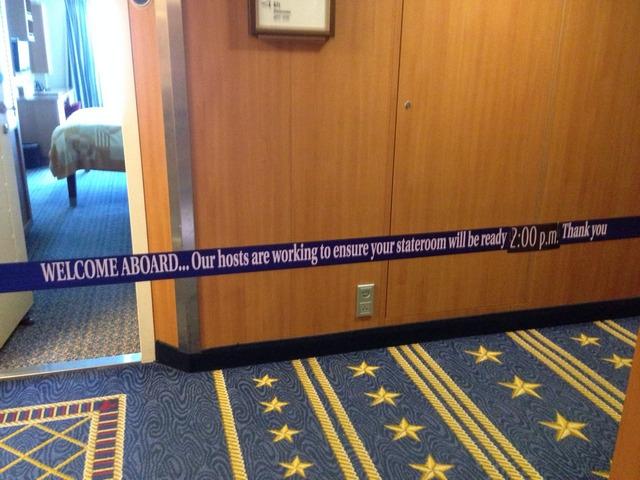 Disney Cruise Dream Stateroom Annoucement