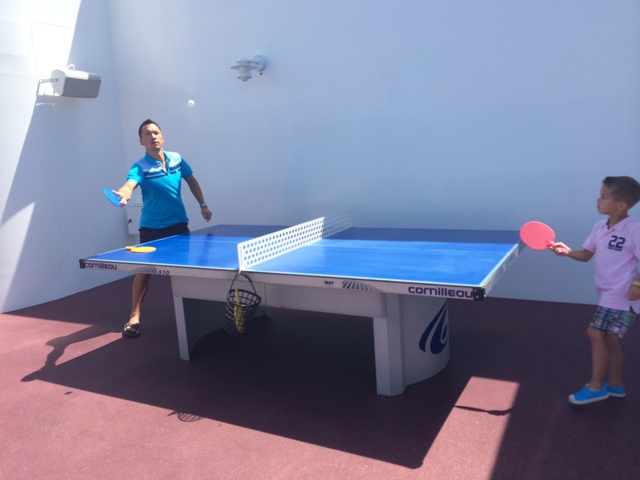 Disney-Cruise-Dream-Tabletennis