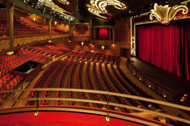 Disney Cruise Dream WaltDisney Theatre 5