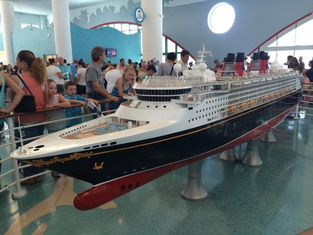 Disney Cruise Line Cruise Model 2