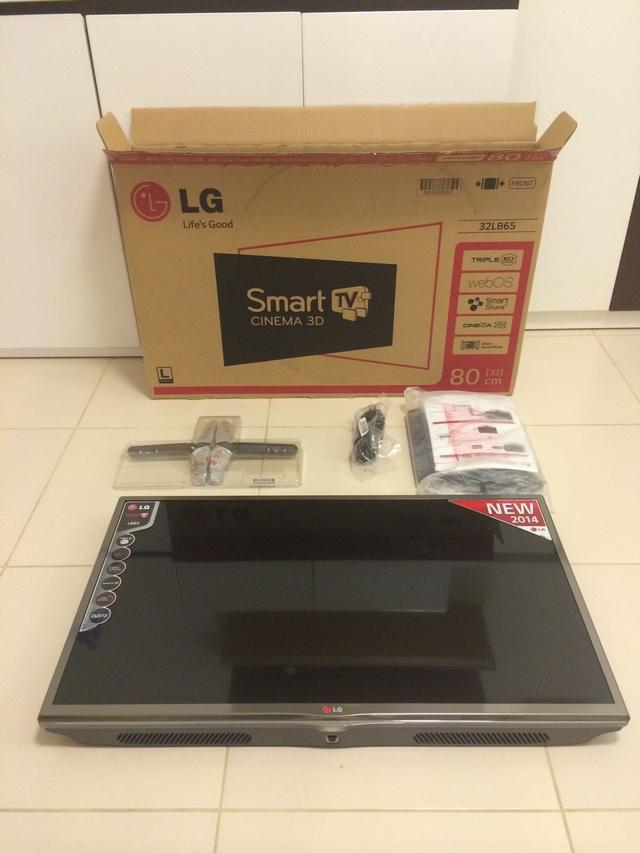 LG SmartTV 32LB650T webOS Component