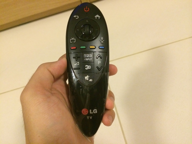 LG SmartTV 32LB650T webOS Magic Remote