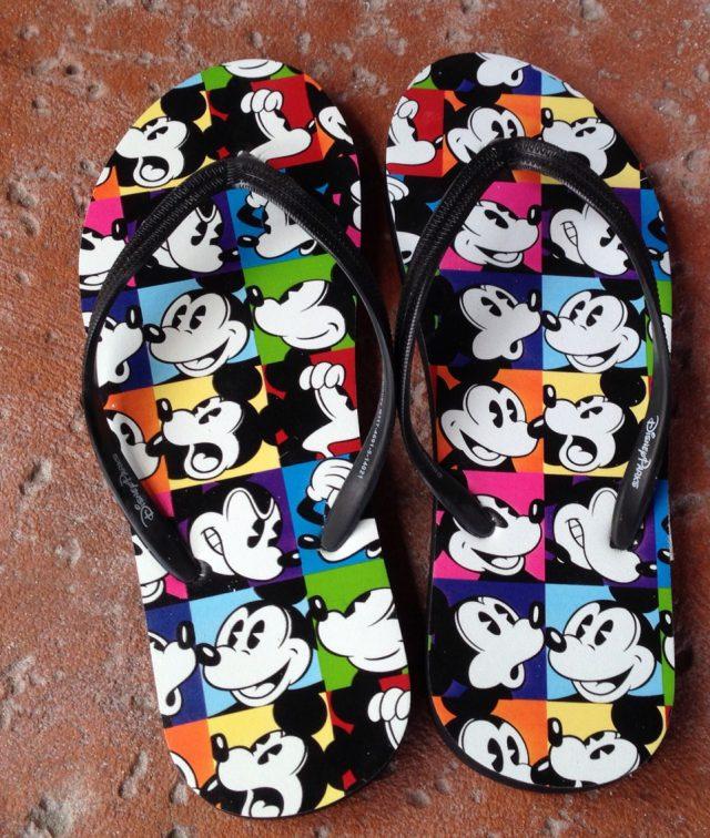 Castaway Cay Island Seashore Merchandise Slipper