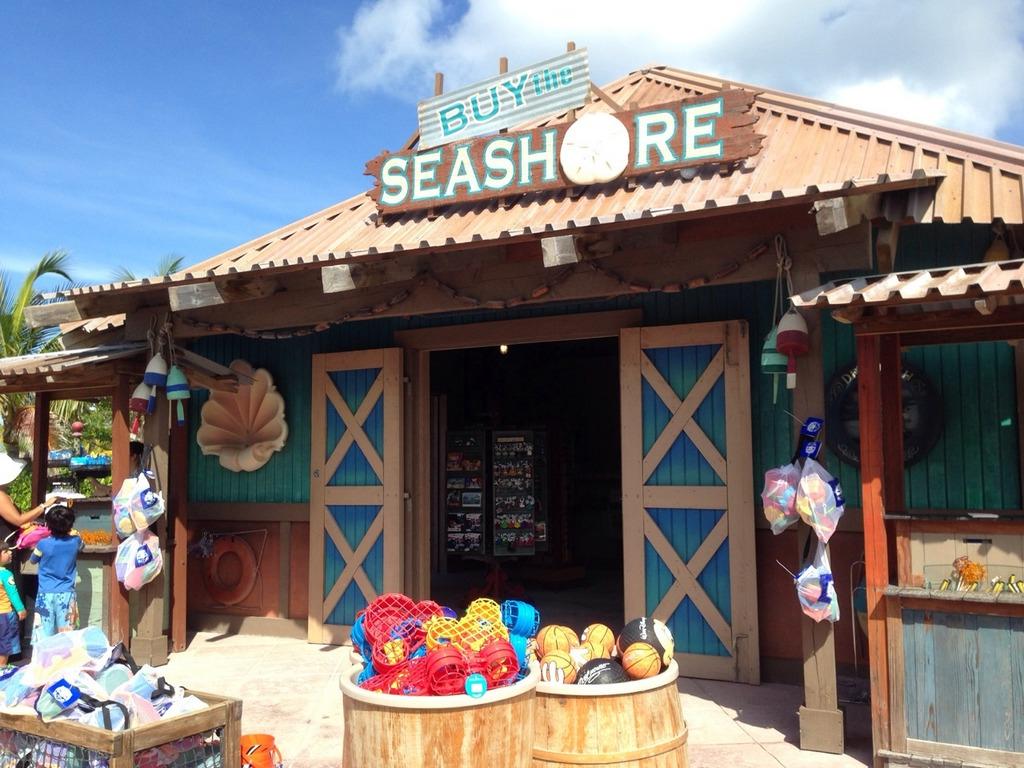Castaway-Cay-Island-Seashore-Merchandise-Store