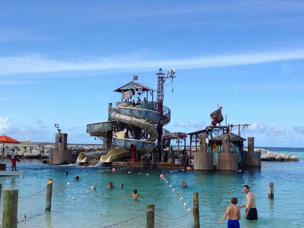 Castaway Cay Island Waterpark