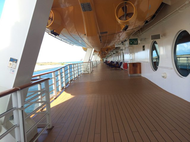 Disney Cruise Dream Assembly Station