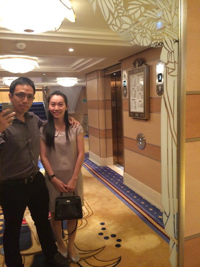 Disney Cruise Dream Palo Dinner Dress