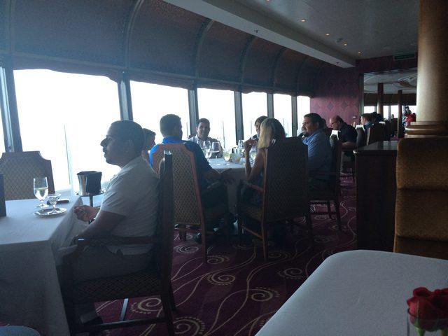 Disney Cruise Dream Palo Dinner Room 1
