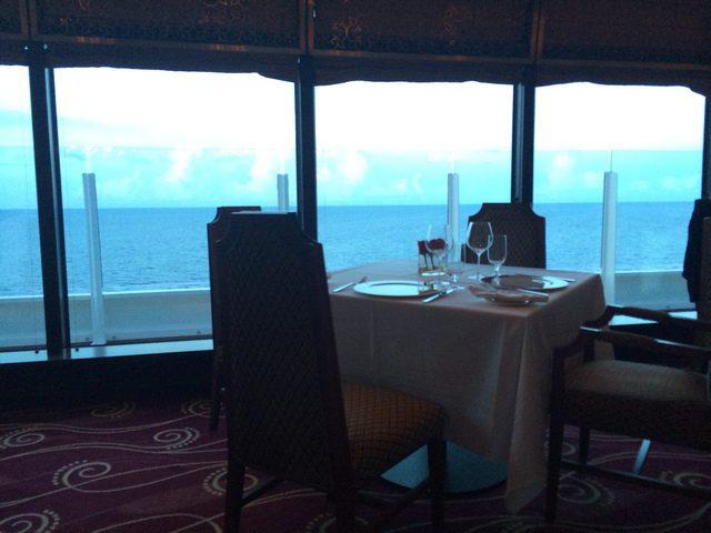 Disney Cruise Dream Palo Dinner Room 2