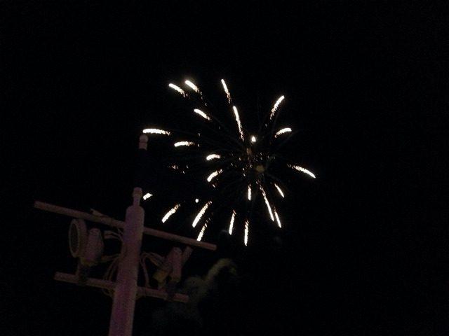 Disney Cruise Dream Pirate Night Party Firework 1