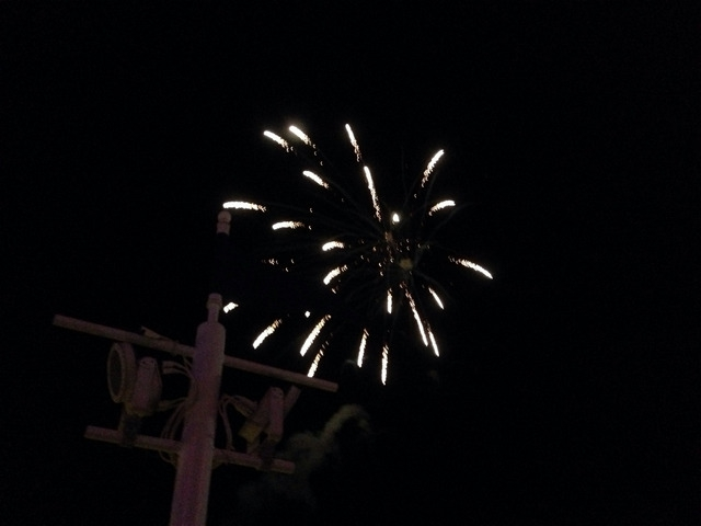Disney Cruise Dream Pirate Night Party Firework 1