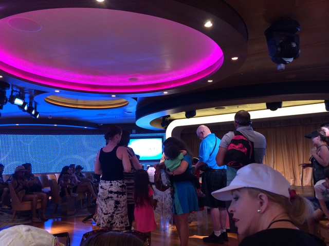 Disney Cruise Dream Port Adventure DLounge Meeting 2