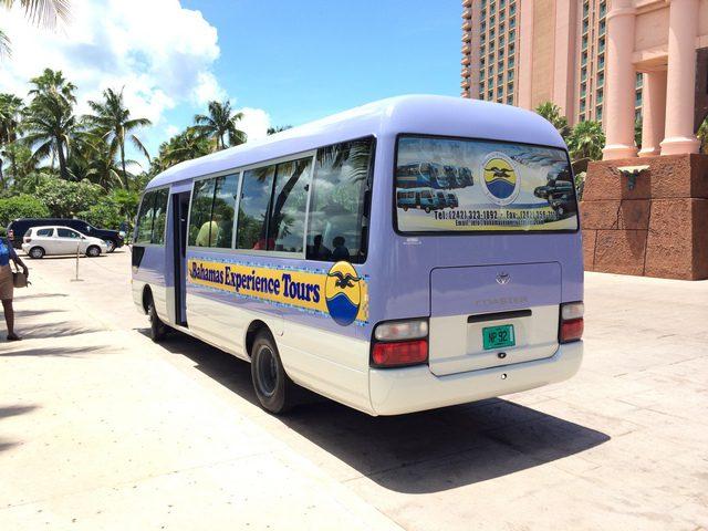 Disney Cruise Dream Port Adventure Return Passenger Bus