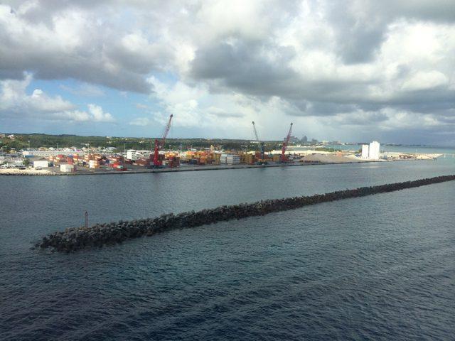 Disney Cruise Dream Port Nassau 1