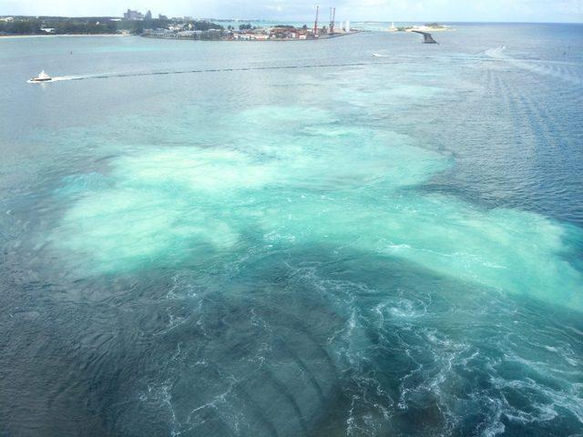 Disney Cruise Dream Port Nassau 2