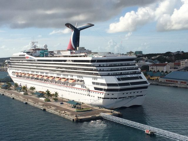 Carnival Victory Cruise Ship 1
