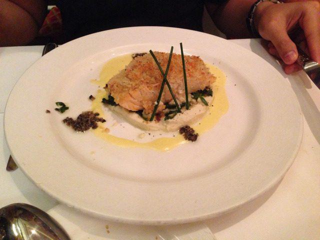 Royal Palace Roasted Oven Baked Salmon