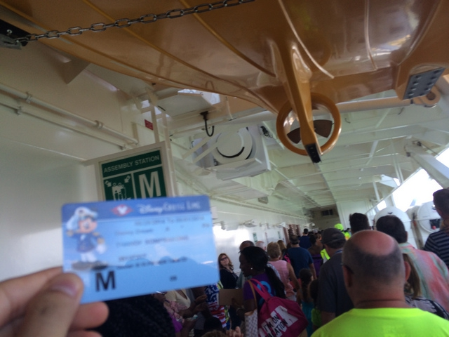 Disney-Cruise-Dream-Ship-Evacuation-Practice3