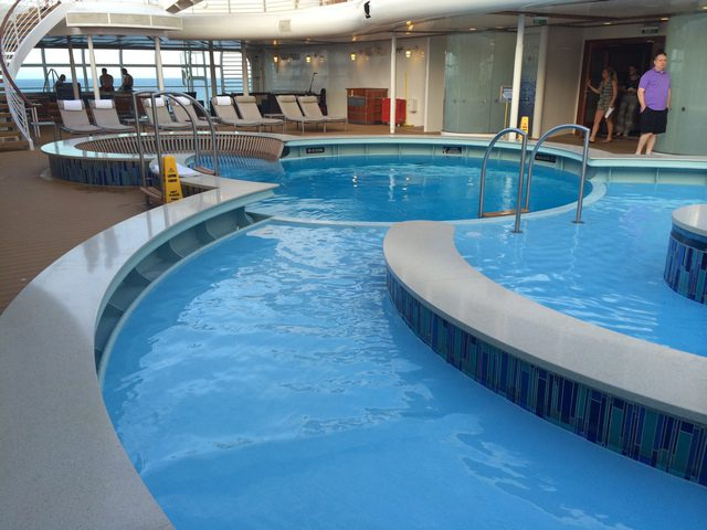 Disney Cruise Dream Swimming Pool Adult