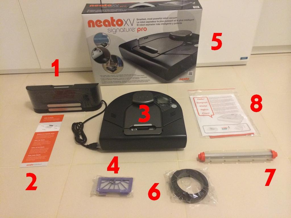 Neato XV Signature Pro Component