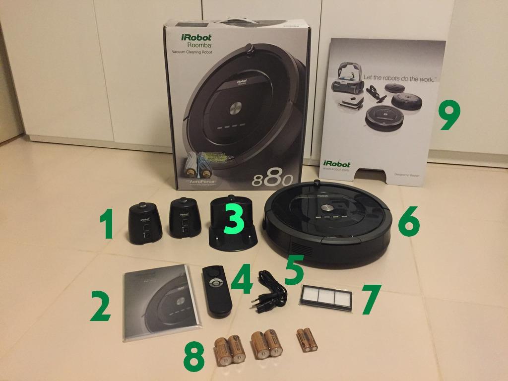 iRobot Roomba 880 Component