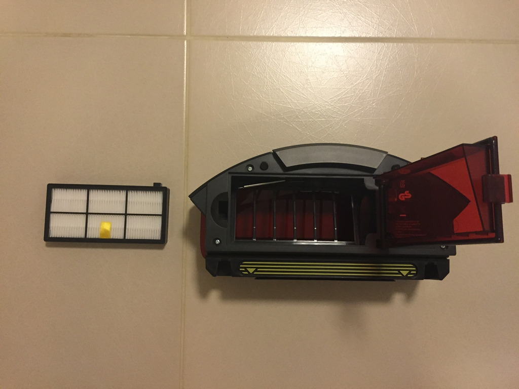 iRobot Roomba 880 Dirt Bin 3