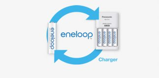 Eneloop Rechargeable Battery Featured Image