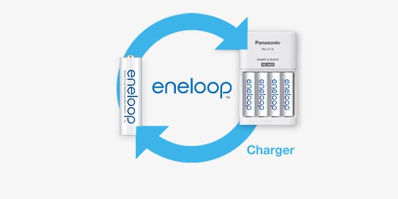 Eneloop Rechargeable Battery Properties