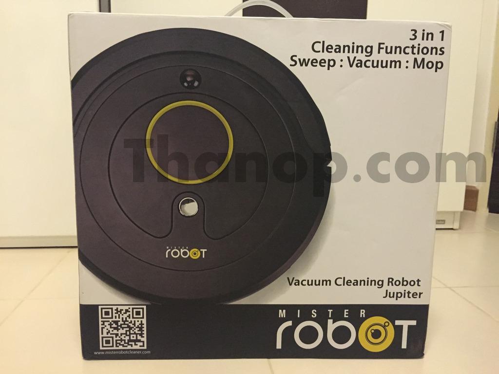 Mister Robot Jupiter Box Front