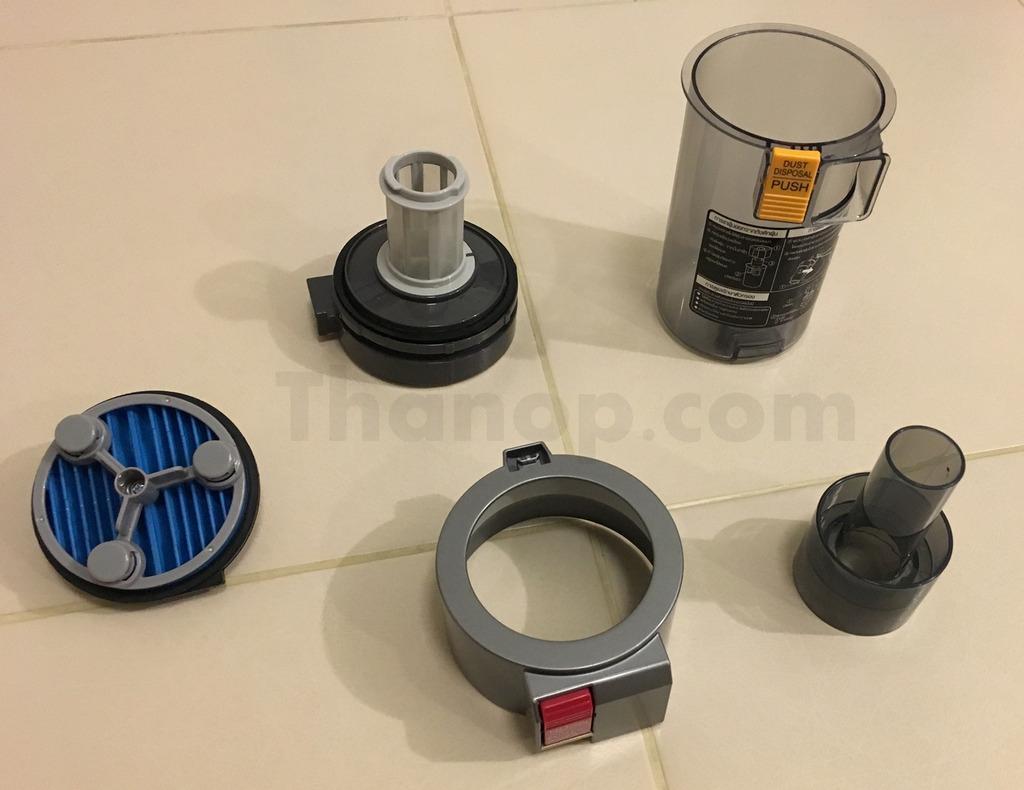 Sharp EC-HX100 Dustbin Component