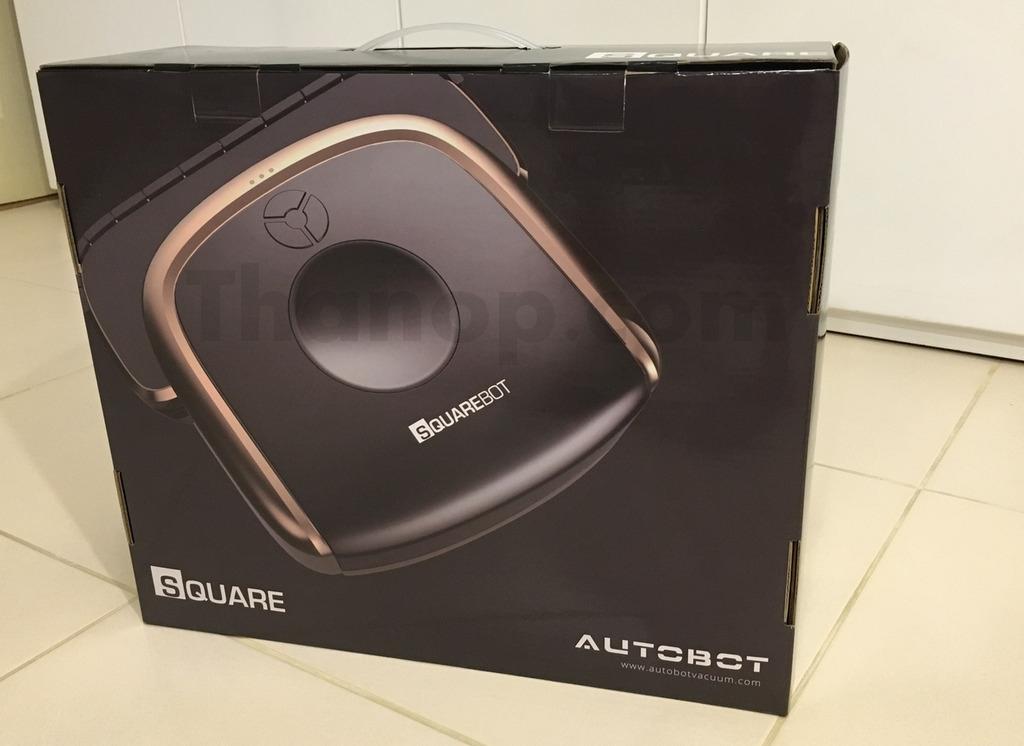 Squarebot Box Front