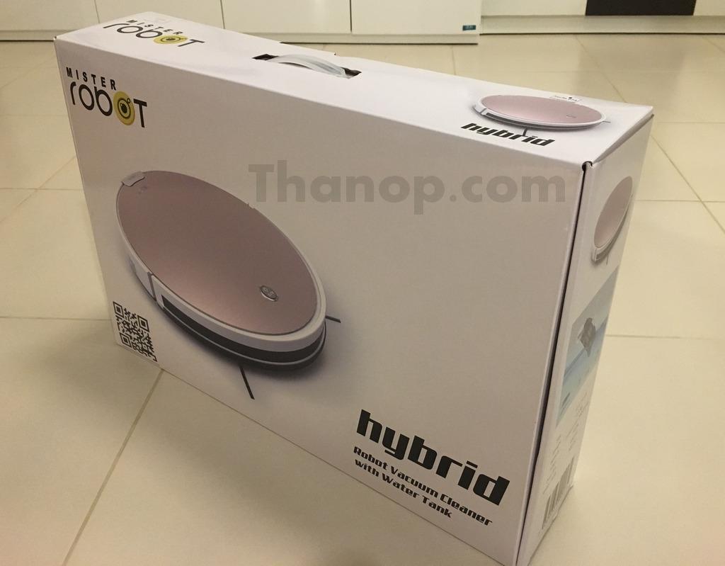 Mister Robot Hybrid Box